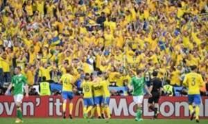 Euro 2016: Το αυτογκόλ της Ιρλανδίας (video)