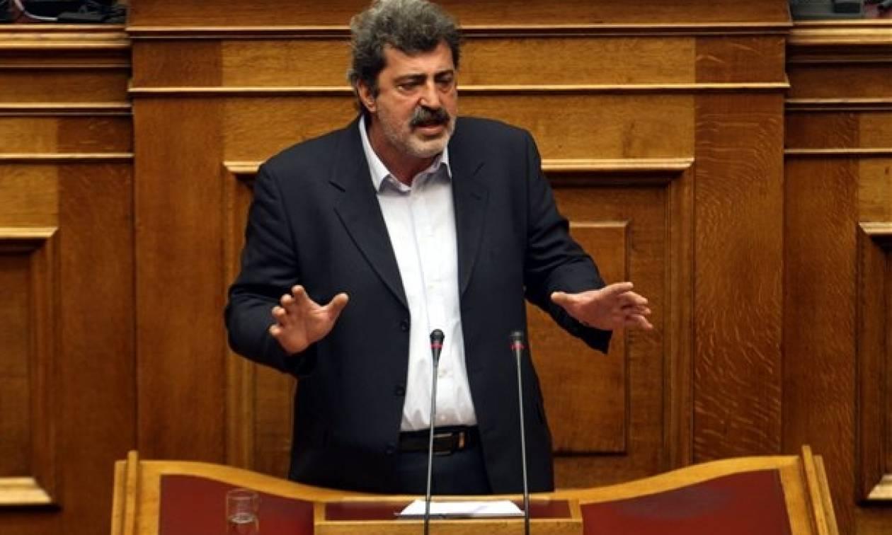 Προκαλεί ο ΣΥΡΙΖΑ για Πολάκη: Δεν θα μας κλείσουν στα σπίτια μας οι δήθεν αγανακτισμένοι
