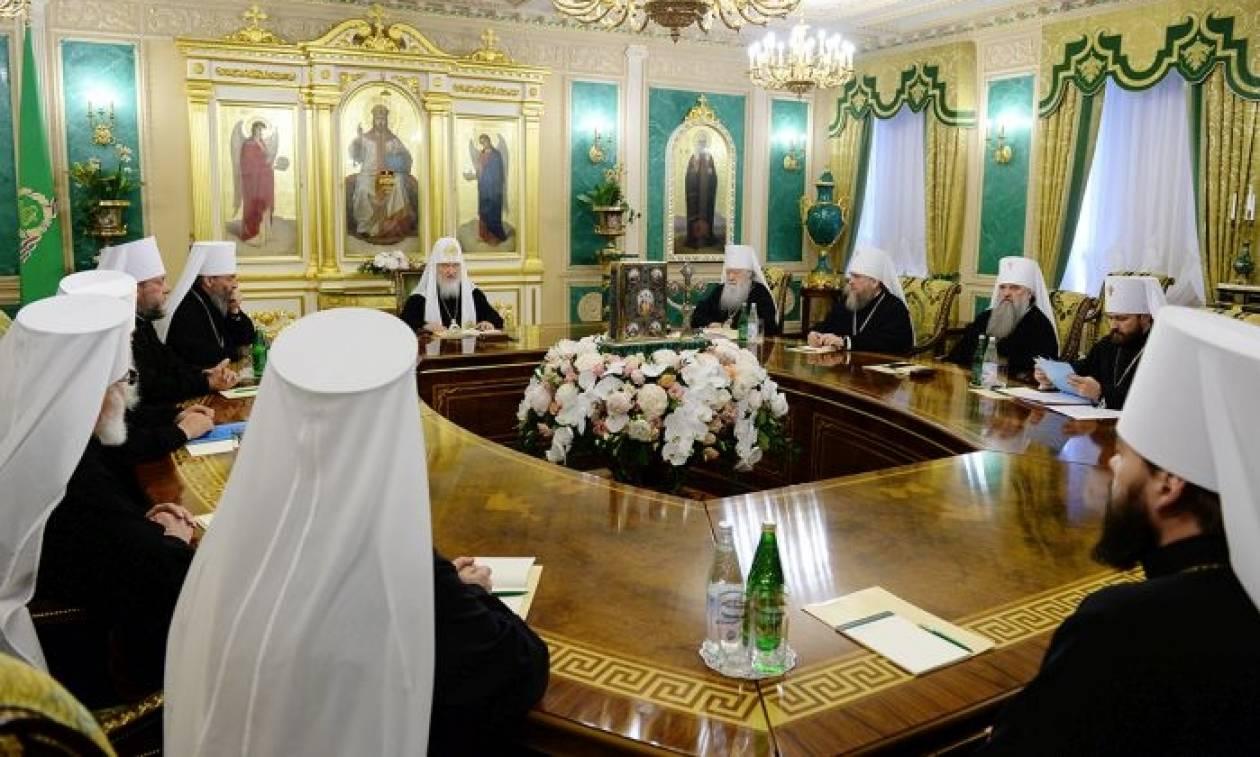 Η Ρωσία τορπιλίζει την Αγία και Μεγάλη Σύνοδο της Κρήτης