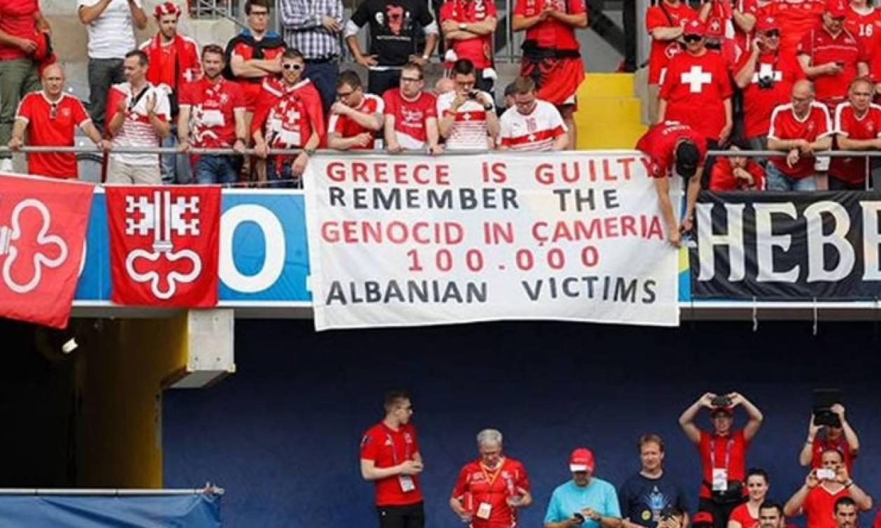 ΥΠΕΞ: Η Αλβανία δεν έχει αντιληφθεί ότι πρέπει να καταδικάσει επίσημα το προβοκατόρικο πανό