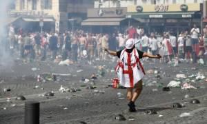 Euro 2016: Φυλάκιση και απαγόρευση εισόδου στη Γαλλία σε Άγγλους χούλιγκανς