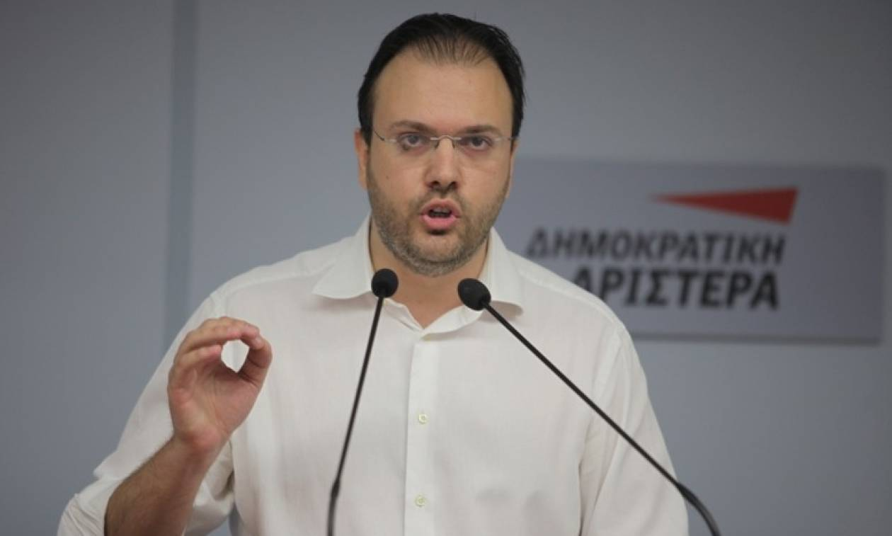 Κυβέρνηση ευρείας κοινωνικής συνεννόησης ζητά ο Θεοχαρόπουλος