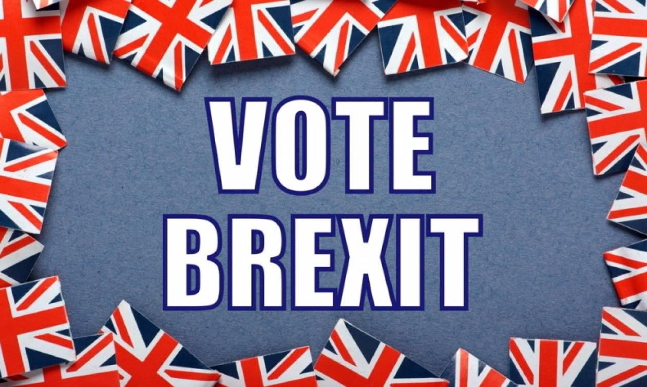 Βρετανία: Σημαντικό προβάδισμα πήρε το Brexit σύμφωνα με νέα δημοσκόπηση