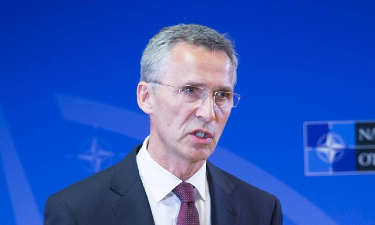 Στόλτενμπεργκ: Το ΝΑΤΟ θα ενισχυθεί με την ανάπτυξη τεσσάρων ταγμάτων σε Βαλτική και Πολωνία