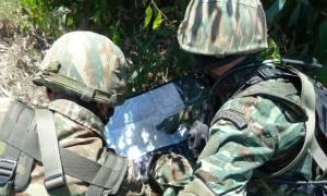 Στρατός Ξηράς: Επιχειρησιακή Αξιολόγηση της 80 ΑΔΤΕ στην Κω (pics)
