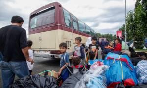 Ειδομένη: Απομακρύνονται σταδιακά οι πρόσφυγες από τους άτυπους καταυλισμούς