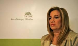 Γεννηματά: Η συμφωνία της κυβέρνησης ΣΥΡΙΖΑ-ΑΝΕΛ δεν βγαίνει