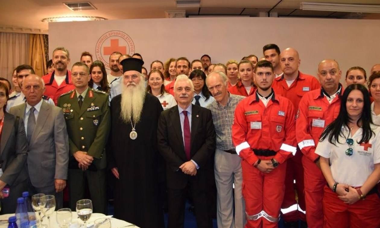 Αυγερινός: Ο Ελληνικός Ερυθρός Σταυρός έχει πλέον γυρίσει σελίδα