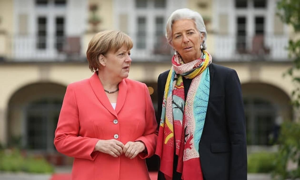 Handelsblatt: Γιατί η Γερμανία «τσακώνεται» με το ΔΝΤ για το ελληνικό χρέος