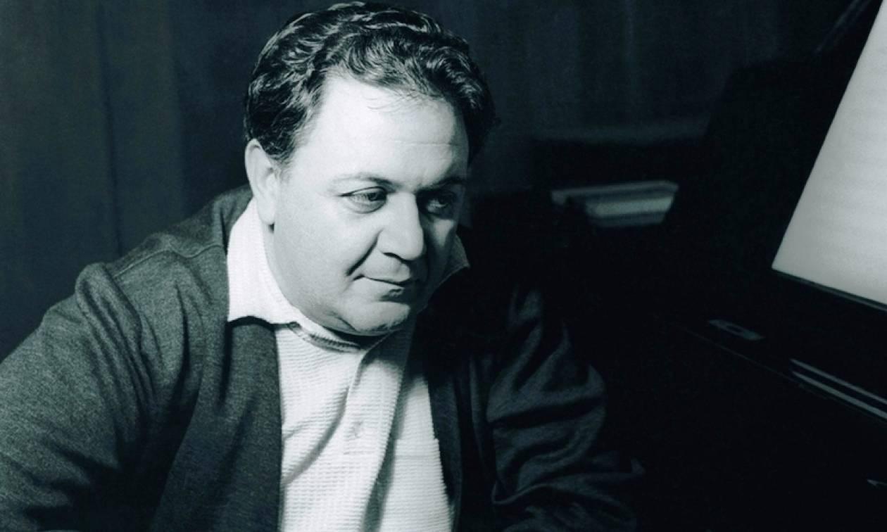 Σαν σήμερα το 1994 «έφυγε» ο Μάνος Χατζιδάκις