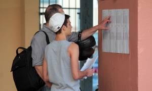 Αποτελέσματα Πανελληνίων 2016: Την Πέμπτη τα στατιστικά - Την Παρασκευή οι βαθμοί στα σχολεία