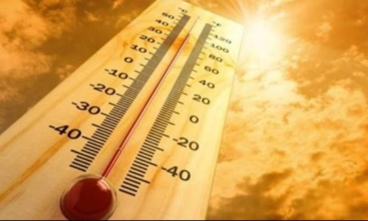 Έρχεται καύσωνας διαρκείας – Θα ξεπεράσει τους 40 βαθμούς η θερμοκρασία