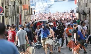 Γαλλία: Υπό κράτηση 43 Ρώσοι οπαδοί, ερευνάται η συμμετοχή τους στα βίαια επεισόδια της Μασσαλίας