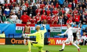 Euro 2016: Η γκολάρα του Στίμπερ! (video)