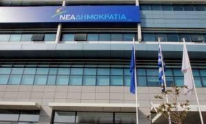 «Χαρτοπόλεμος» ΣΥΡΙΖΑ – ΝΔ για τους «Παραιτηθείτε»: «Πρώτη φορά αναρχικοί υπερασπίζονται κυβέρνηση»