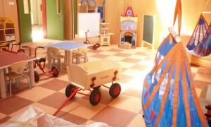 Αλλαγές στο πρόγραμμα φιλοξενίας παιδιών σε βρεφονηπιακούς σταθμούς