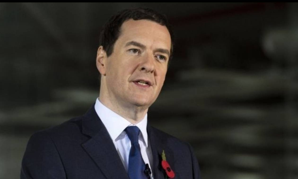 Όζμπορν: «Το Brexit θα φέρει αυξήσεις φόρων και περικοπές δημοσίων δαπανών»