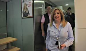 Κίνημα «Παραιτηθείτε» - Γεννηματά: Εχθρική για την Ελλάδα είναι η αντίληψη που οδηγεί στο διχασμό