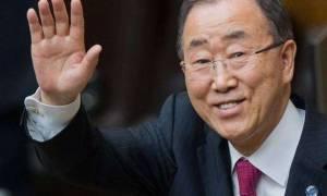 Μπαν Κι-μουν για Κυπριακό: O τρέχων γύρος των συνομιλιών η καλύτερη ευκαιρία για ειρήνη