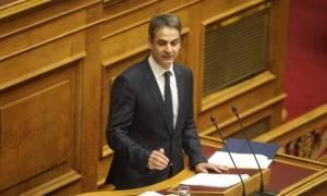 Κίνημα «Παραιτηθείτε» - Μητσοτάκης: Υπεύθυνος ο Τσίπρας για την ασφάλεια όσων διαδηλώσουν σήμερα