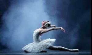Η Λίμνη των Κύκνων από τα Russian Ballet Theater στο Θέατρο Δάσους