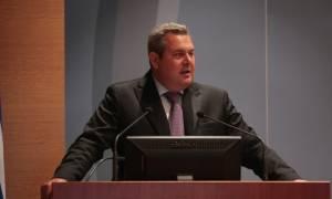 Στον κόσμο του ο Καμμένος - «Απόλυτα επιτυχημένη» η επέμβαση του ΝΑΤΟ στο Αιγαίο