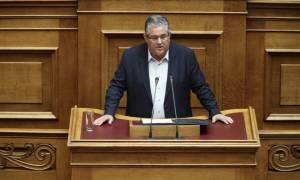 Κουτσούμπας: Ο ΣΥΡΙΖΑ είναι ο καταλληλότερος για να προχωρήσει η «βρώμικη δουλειά»