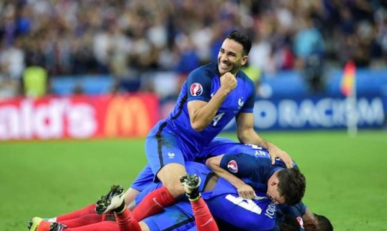 Euro 2016: LIVE Γαλλία - Αλβανία