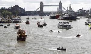 Βρετανικό δημοψήφισμα: O Γερμανός ΥΠΕΞ καλεί για ενότητα της Ε.Ε και στον Τάμεση...ναυμαχούν