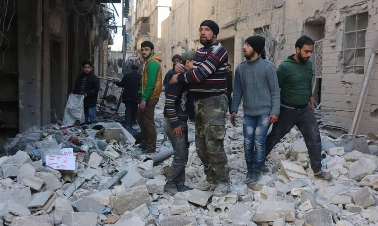 Ρωσία: Τέθηκε σε ισχύ εκεχειρία διάρκειας 48 ωρών στο Χαλέπι