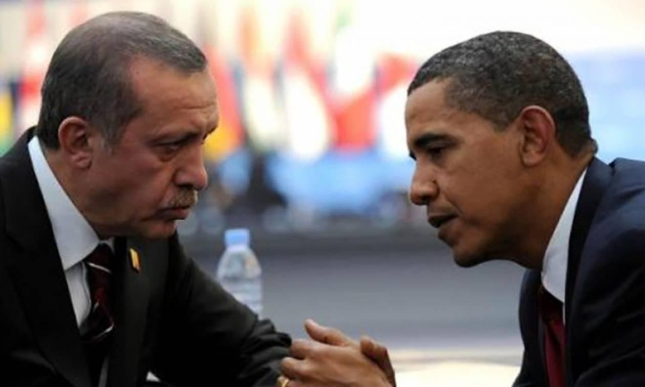 Ερντογάν και Ομπάμα συνομίλησαν για τη σφαγή στο Ορλάντο