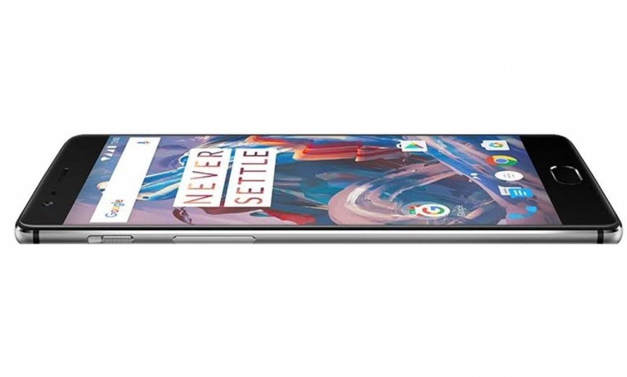 Τέλος Ιουλίου στα ελληνικά καταστήματα το OnePlus 3