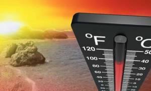 Σε κλοιό καύσωνα η Ελλάδα – Στους 40-41 βαθμούς ο υδράργυρος για 5 μέρες