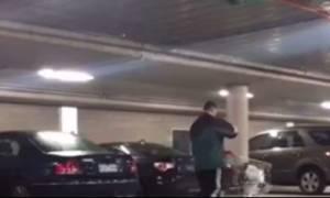 Ο Άραβας... ξαναχτυπά και δένει τη βόμβα πάνω στα θύματά του (video)