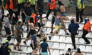 Euro 2016: Απέλαση 20 Ρώσων χούλιγκανς για τα επεισόδια στη Μασσαλία