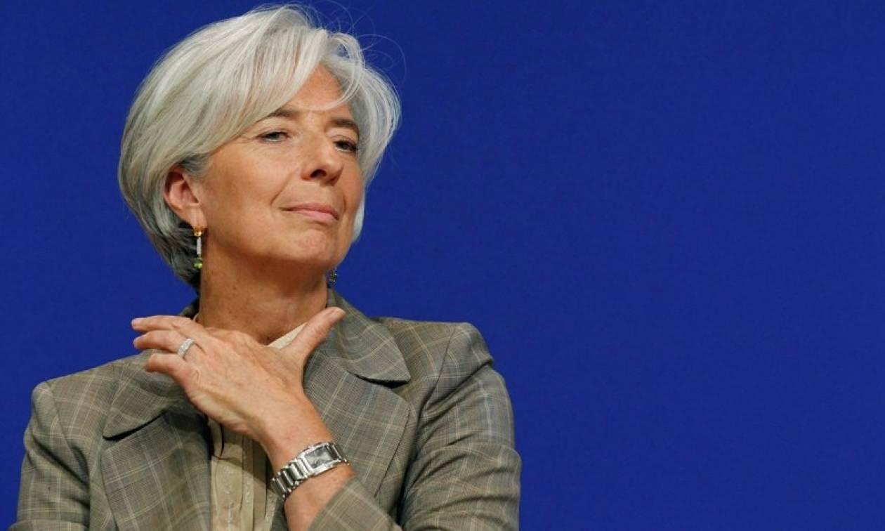 Απανωτά «χαστούκια» Λαγκάρντ σε Τσίπρα - «Ποια συμφωνία για το ελληνικό χρέος εννοείτε;»