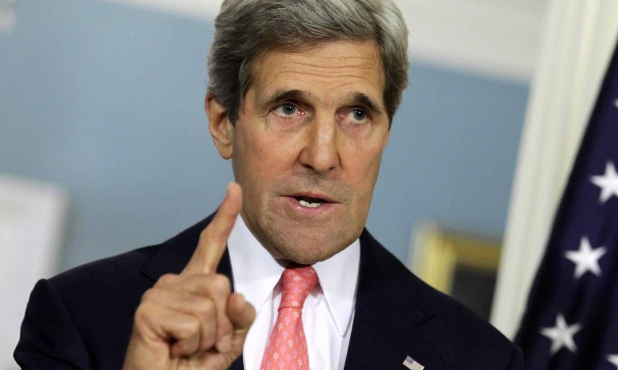 Κέρι: Η δολοφονία της Τζο Κοξ είναι μια επίθεση ενάντια στη δημοκρατία