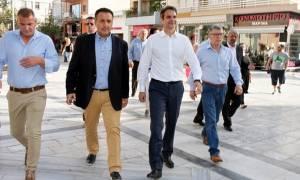 Μητσοτάκης: Ειρωνικό να μιλάει ο Τσίπρας για «δίκαιη ανάπτυξη»