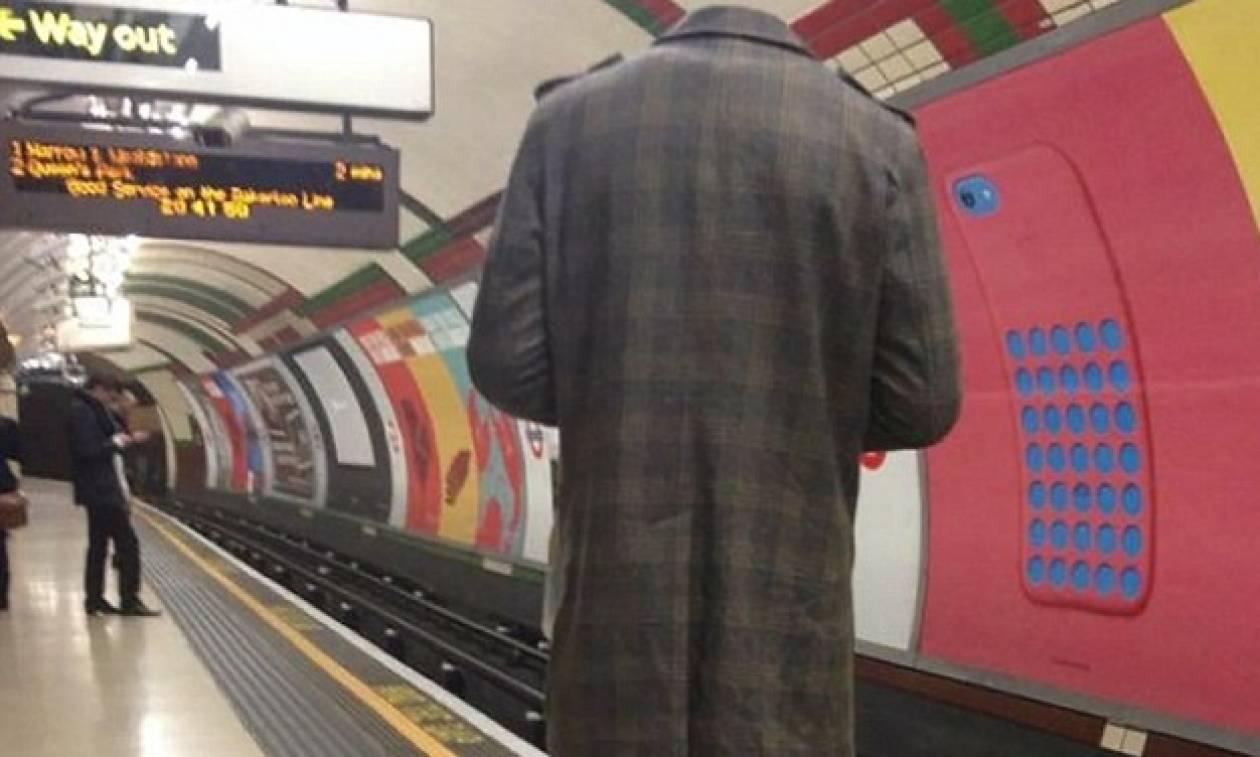 Απίστευτο: Πού... πήγε το κεφάλι αυτού του ανθρώπου; (photo)