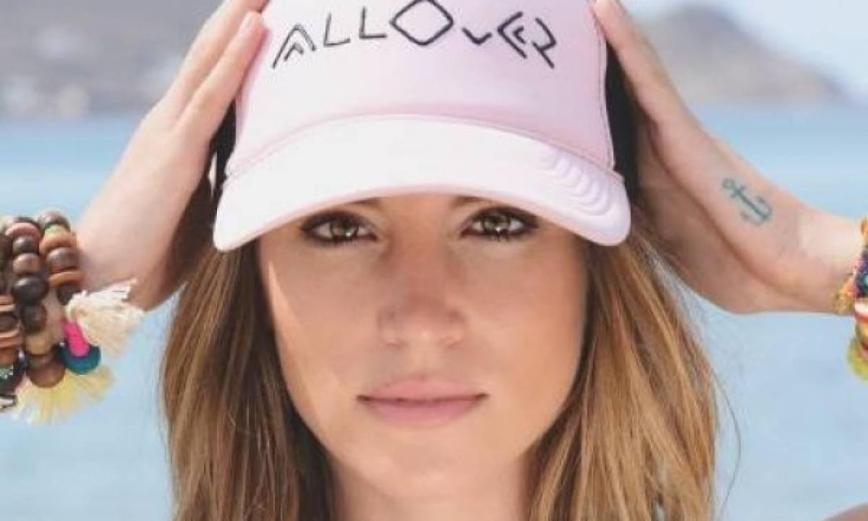 Αθηνά Οικονομάκου: Γίνεται όλο και πιο ξανθιά και μας αρέσει πολύ!