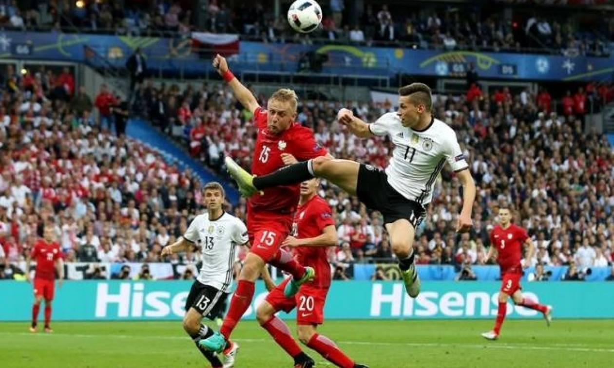 Euro 2016: Γερμανία - Πολωνία 0-0: Μάγκικη ισοπαλία