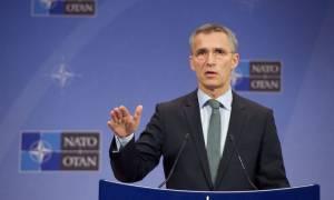 Στόλτενμπεργκ: Η Ρωσία προσπαθεί να δημιουργήσει μια «ζώνη επιρροής» με στρατιωτικά μέσα