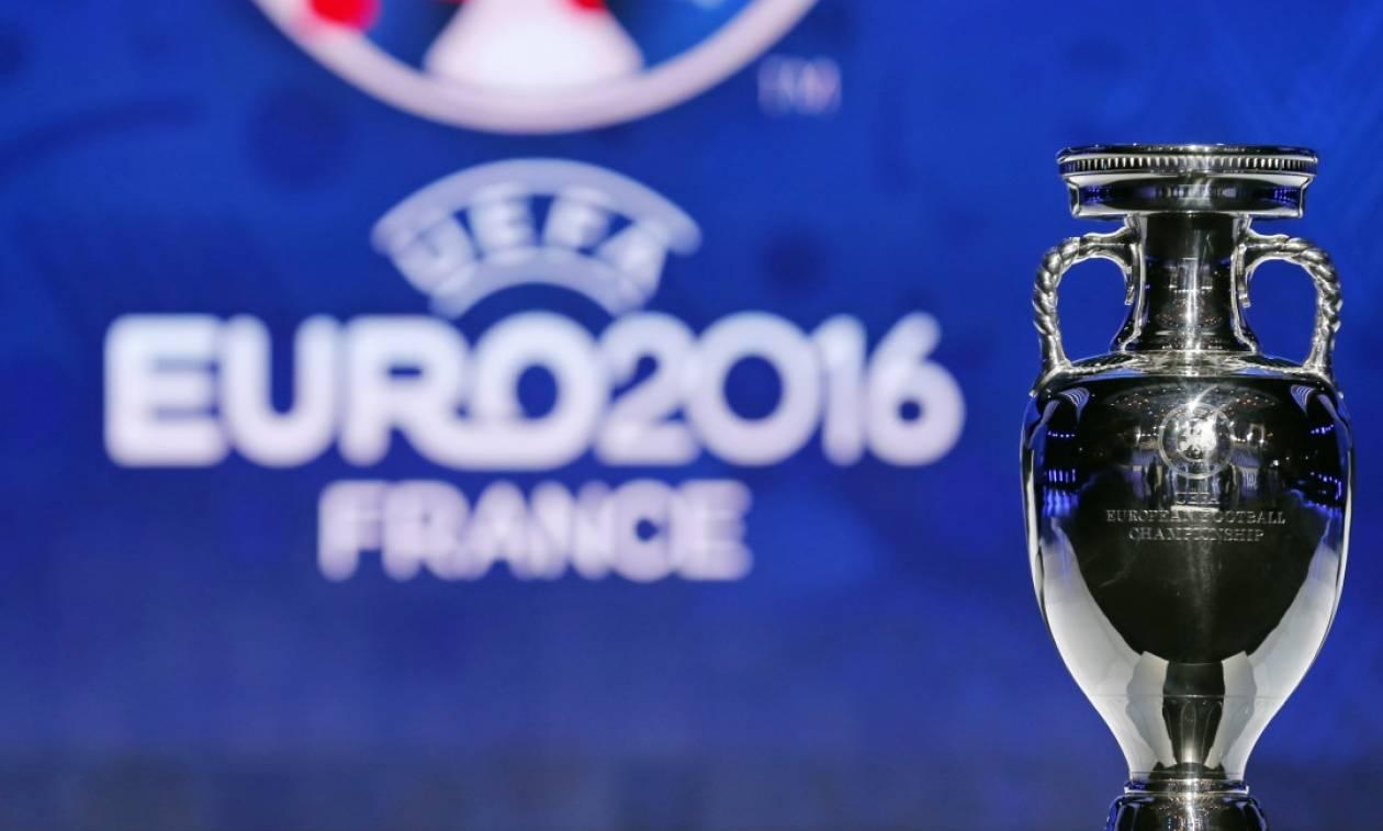 Euro 2016: Το σημερινό πρόγραμμα (17/6) και οι τηλεοπτικές μεταδόσεις