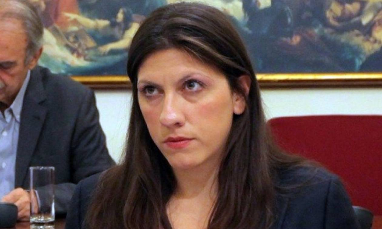 Κωνσταντοπούλου: Εκείνοι που πρόδωσαν το λαό, σύντομα θα κριθούν