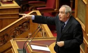 Άγρια κόντρα Παππά - Παναγούλη στη Βουλή για την ΕΡΤ