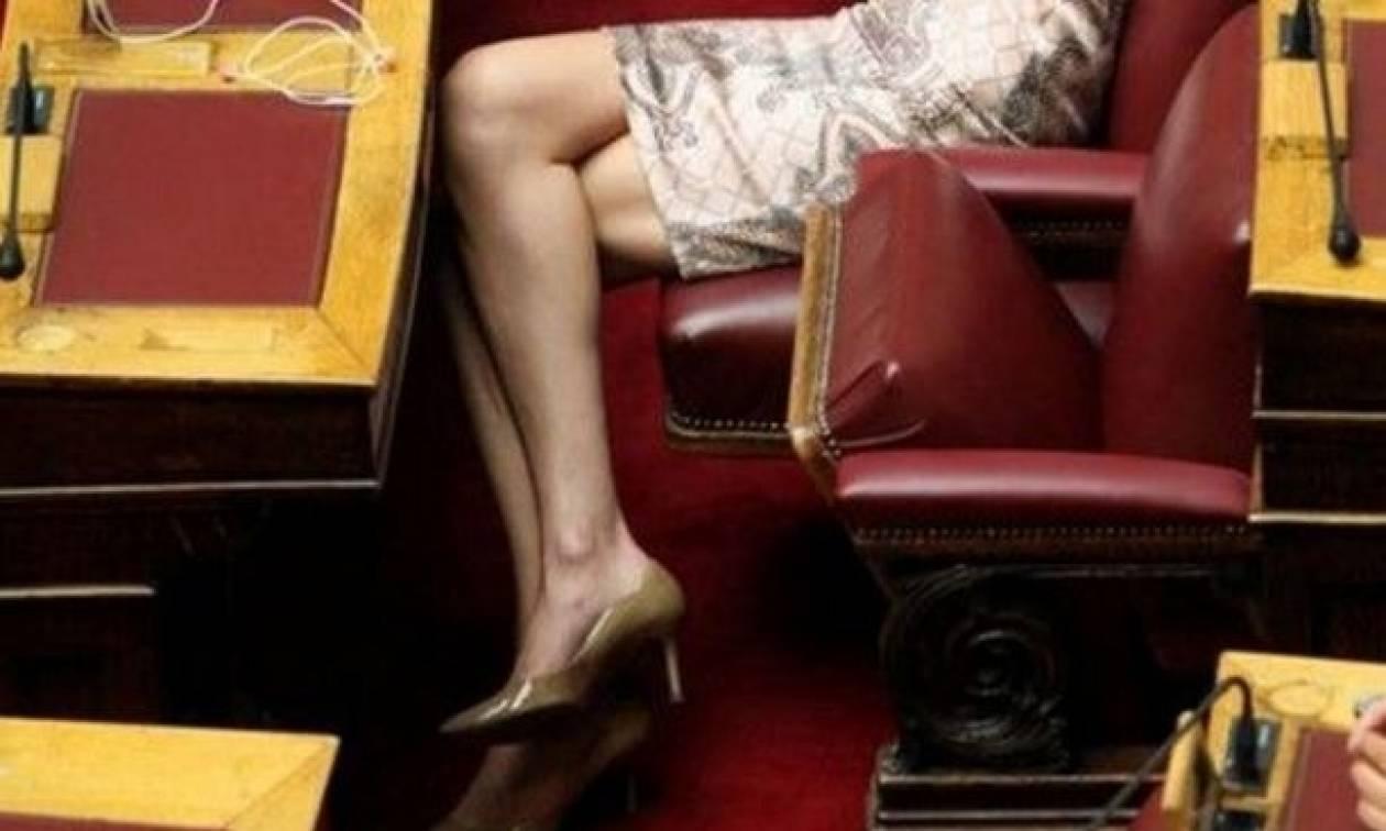 Απίστευτο σκηνικό στη Βουλή: Κόντεψαν να πιαστούν μαλλί με μαλλί! Τι συνέβη;