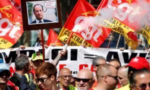 Γαλλία: Άκαρπη η κρίσιμη συνάντηση κυβέρνησης - απεργών