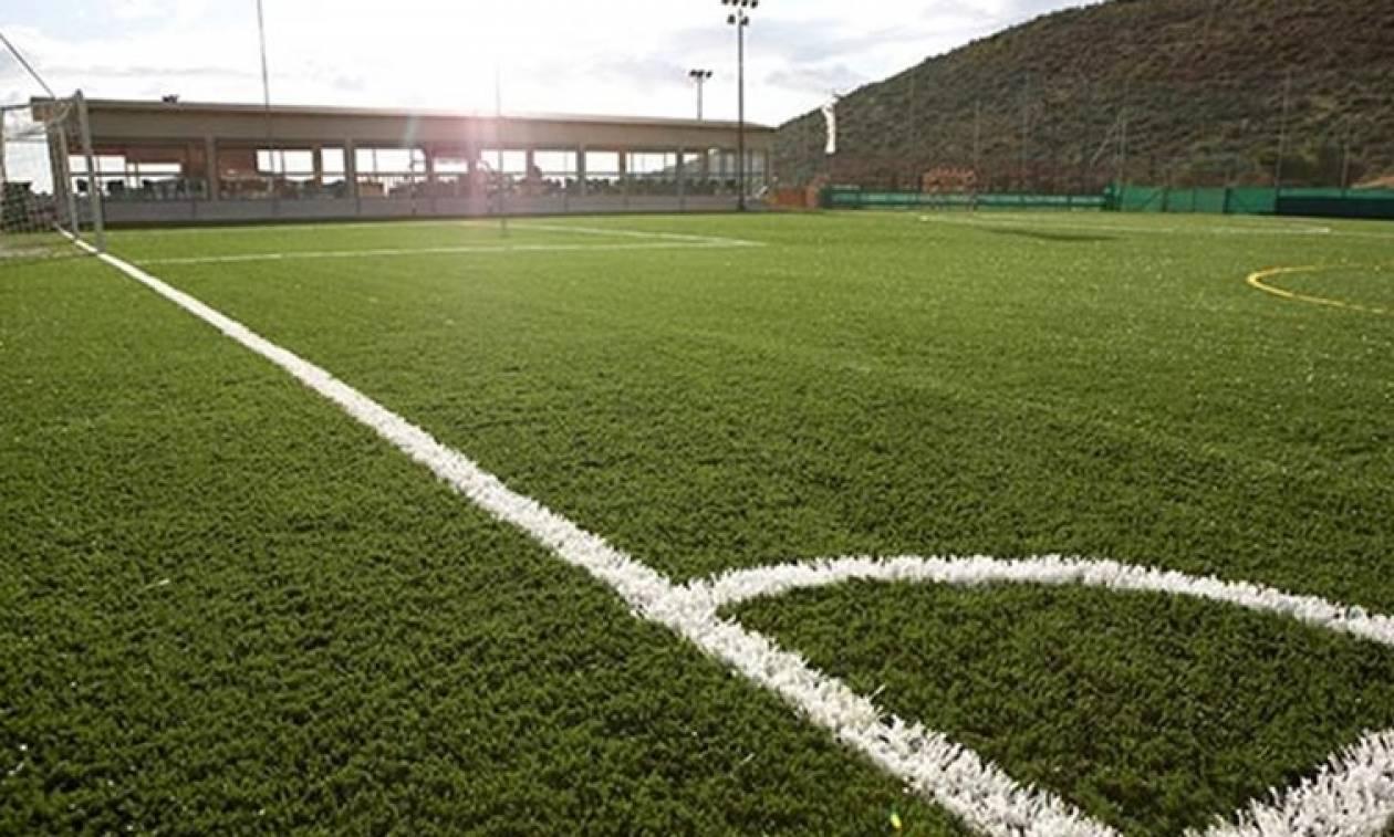 Σάλος στη Χαλκίδα: Τους «τσάκωσαν» να κάνουν σεξ στο γήπεδο ποδοσφαίρου!