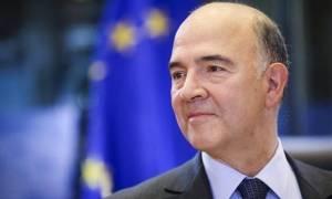 Μοσκοβισί: Να τι λέω σε όσους με ρωτούν «πάλι χρήματα στους Έλληνες;»