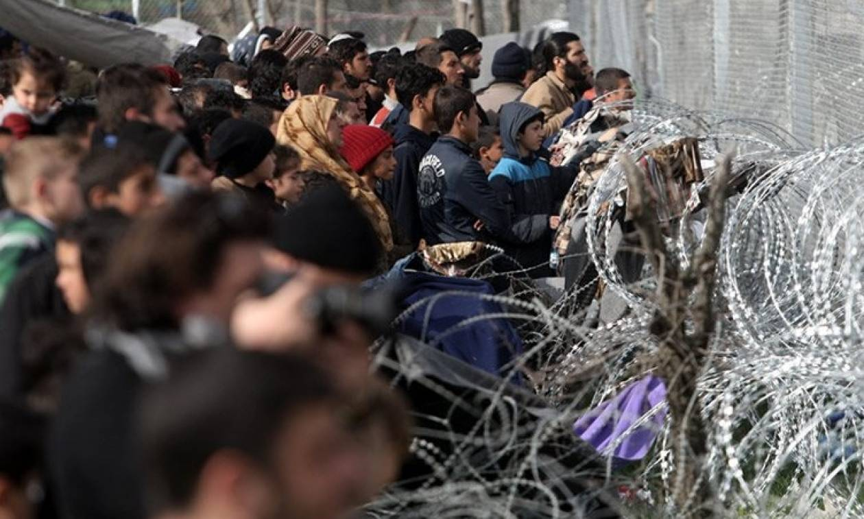 Στα όριά τους οι δομές των κέντρων φιλοξενίας προσφύγων